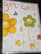 Get Well Cards by Simply Concepts. 18 available - Multi Listing.