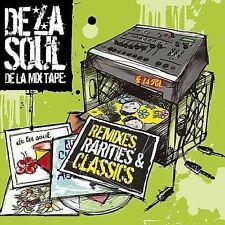 De La Mix Tape: Remixes, Rarities and Classics [PA] by De La Soul CD Jay Dee