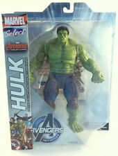 MARVEL SELECT HULK HERO AVENGERS 2 ACTION FIGURE DISPLAY FIGURINES DIAMOND TOY