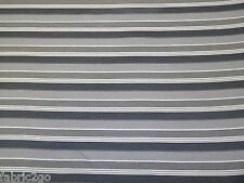 Quality Soft Wool Feel Stripe Pattern Fire Retardant Upholstery Fabric (R44)