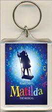 Matilda The Musical Keyring / Bag Tag 50mm x 35mm.