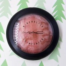 Authentic MAC Mineralize Skinfinish *LUST* Rare Pink Highlighter/Blush UNBOXED