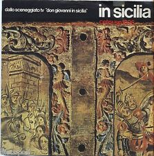 "BRUNO NICOLAI - Don Giovanni in sicilia - VINYL 7"" 45 LP 1976 NEAR MINT COVER VG"