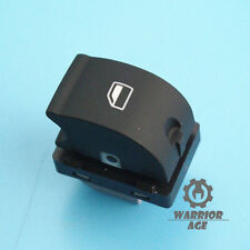 Qty1 Passenger Electric Window Lift Switchs Button For AUDI A4 S4 B6 B7 RS4 New