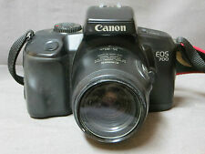 51- APPAREIL PHOTO ARGENTIQUE: CANON  EOS 700 ZOOM EF 35/80  : MADE IN  JAPAN