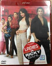 Ladies Vs Ricky Bahl - Official Bollywood Movie DVD ALL/0 2 Disc Special Edition