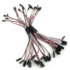 15pcs RC Servo Y Extension Cord Cable Wire 300mm for JR Futaba E
