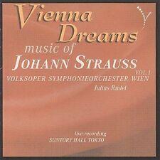 Vienna Dreams: Music of Johann Strauss Vol 1, , New Live
