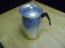 Vintage MIRRO-MATIC 169M 5 CUP RARE ELEC COFFEE PERCOLATOR  Unique
