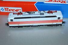 Roco 43683 Elok Baureihe 143 605-4 DR weiss/grau Spur H0 OVP