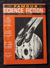1967 FAMOUS SCIENCE FICTION Digest Magazine v.1 #5 FN+ Frank R Paul Cover