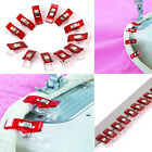 50PCS Pack Wonder Clips for Craft Quilting Sewing Knitting Crochet Stationey