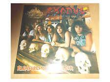 Exodus - Pleasures Of The Flesh - LP OIS  - UK