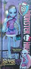 Monster High Scaris City of Frights ABBEY BOMINABLE Doll & Outfit Yeti Daughter