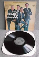 FOUR FRESHMEN  THE FABULOUS FOUR FRESHMEN Pickwick Lp Record Pop PC3080