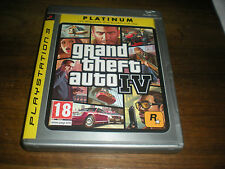 JEU PS3 GRAND THEFT AUTO IV - GTA 4