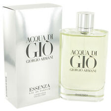 Acqua Di Gio Essenza by Giorgio Armani Eau De Parfum Spray 6 oz For Men