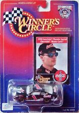 NASCAR Winner's Circle: 1998 DALE EARNHARDT JR. #1 Coca-Cola NASCAR 50th Anniv.