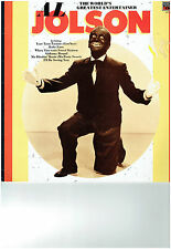 AL JOLSON LP ALBUM THE WORLD'S GREATEST ENTERAINER