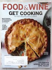 Food & Wine Magazine March 2017 New Issue