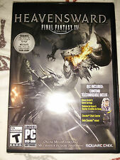 PC Final Fantasy XIV (14): Heavensward Physical Copy (USED, OPENED) Square Enix