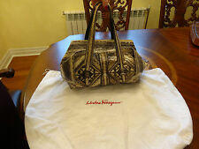 Original Salvatore Ferragamo Watersnake Bag