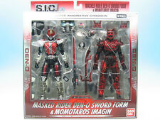 S.I.C. VOL.42 Kamen Rider Den-O Sword Form & Momotaros Imagin Action Figure ...