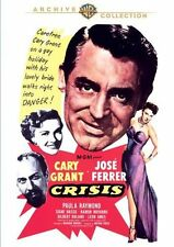 CRISIS - ( B&W) (1950 Cary Grant) Region Free DVD - Sealed