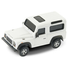 Land Rover Defender USB Memory Stick Flash Drive 8Gb - White
