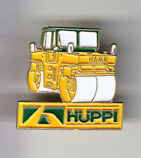RARE PINS PIN'S .. AGRICULTURE BTP TRACTEUR CAMION ROULEAU COMPRESSEUR HUPPI ~B3