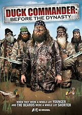 DUCK COMMANDER - BEFORE THE DYNASTY  - DVD - UK Compatible - sealed