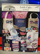 LITTLE GIFTS HICKORY HOLLOW CROSS STITCH PATTERN BUNNY MOUSE COW HEARTS LAMB +