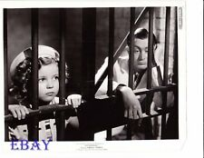 Shirley temple Stowaway VINTAGE Photo