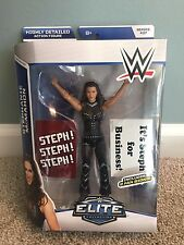 Mattel WWE Elite 37 Stephanie McMahon CHEAP Worldwide Shipping