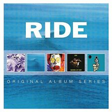 Ride ORIGINAL ALBUM SERIES Nowhere GOING BLANK AGAIN Smile NEW 5 CD BOX SET