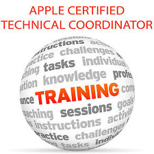Coordinatore tecnico certificato Apple 10.11 - Video formazione tutorial DVD