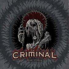 CRIMINAL - Fear Itself CD NEU