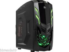 Custom Gaming PC Desktop Computer System 4.0GHz Dual Core AMD 1TB HDD 16GB RAM