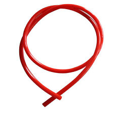 "Motorcycle Fuel Line Red 7mm 30""  Gas Hose Tube For Honda XR50 CRF50 CA TB3"