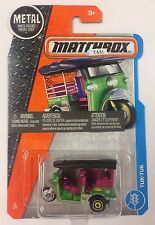 MATCHBOX 2017 TUK TUK CAR TUK-TUK