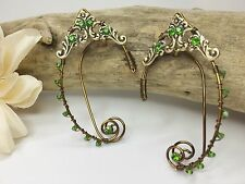 Elven Elf Fairy Renaissance Ear Cuffs (a Pair) Cosplay