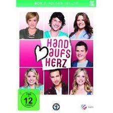 HAND AUFS HERZ - FOLGE 181-210 3 DVD NEU