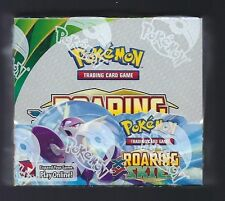POKEMON ROARING SKIES BOOSTER BOX SEALED ENGLISH IN STOCK