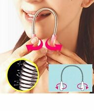 Facial hair remover spring SAME DAY DISPATCH AND FREE COMPLIMENTARY GIFT