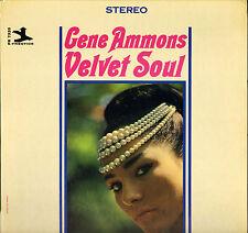 """GENE AMMONS """"VELVET SOUL"""" JAZZ 60'S LP PRESTIGE PR 7320"""