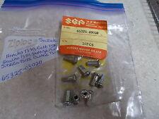 NOS OEM Suzuki Spoke Nipple 1967-1996 GT750 Lemans GT550 INDY TM75 65325-03020