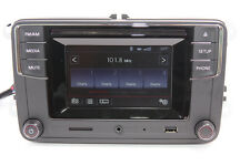 Car Stereo Radio MIB 2,Bluetooth,CD,USB,RVC,AUX,VW Golf,Caddy,Passat,Tiguan,POLO