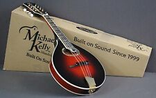 Michael Kelly Legacy A-O  Oval Soundhole A-Style Acoustic Mandolin