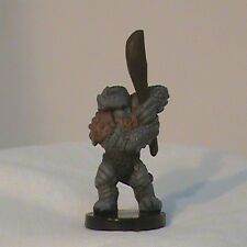 Dungeons & Dragons 12+ Boys & Girls 2008 #27/60 Troglodyte Bonecrusher DoD NIB