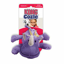 KONG Cozie ROSIE THE RHINO Small Dogs Toy Purple (ZY38)